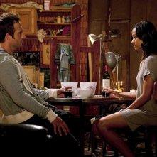 Michael Vartan con Zoe Saldana nel thriller Colombiana