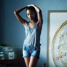 Una splendida Zoe Saldana nel thriller Colombiana