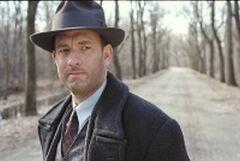 Tom Hanks nel film Era mio padre