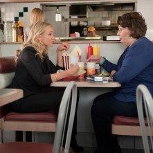 Cameron Diaz con Phyllis Smith nella commedia Bad Teacher