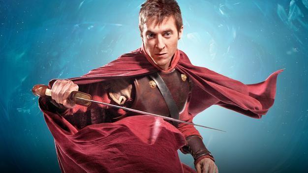 Doctor Who Arthur Darvill In Una Foto Promozionale Dell Episodio A Good Man Goes To War 212814