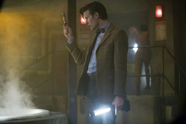 Doctor Who Matt Smith Nell Episodio The Almost People 212821