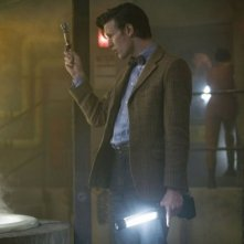 Doctor Who: Matt Smith nell'episodio The Almost People
