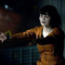 Doctor Who: una scena dell'episodio The Rebel Flesh