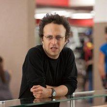 Jake Kasdan in una scena della commedia Bad Teacher.
