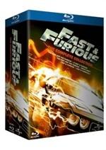 La copertina di Fast & Furious - The Complete Collection (blu-ray)