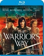 La Copertina Di The Warrior S Way Blu Ray 212826