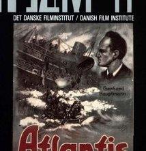 La locandina di Atlantide