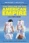 locandina americana de Il declino dell'impero americano