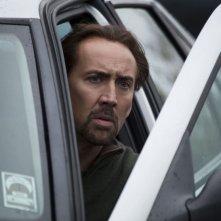 Nicolas Cage in una sequenza di Solo per vendetta