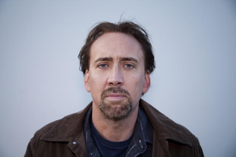 Un Primo Piano Di Nicolas Cage Nel Film Solo Per Vendetta 212720