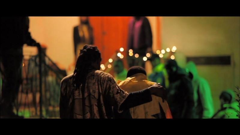 Una Sequenza Del Film La Bas Incentrato Sulla Strage Di San Gennaro Del 2008 212793
