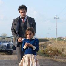Filippo Timi in Ruggine con Alessia Di Domenica. Nel film interpreta il dott. Boldrini