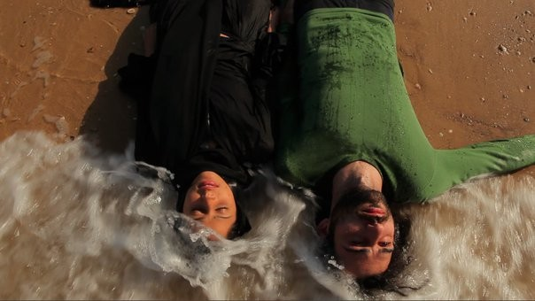 Habibi Rasak Kharban Una Poetica Scena Del Film 212944