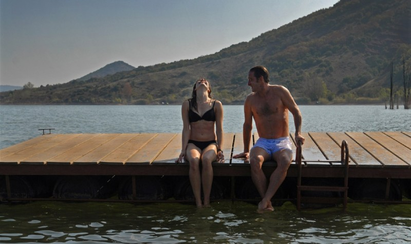 Vincent Lindon Con Marie Gillain In Una Scena Di Toutes Nos Envies 212943