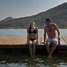 Tutti i nostri desideri: Vincent Lindon con Marie Gillain in una scena tratta dal film