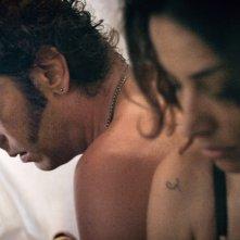 Alessia Barela nel film Giochi d'estate accanto ad Antonio Merone