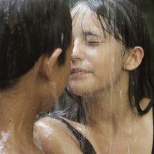 Giochi d'estate: Armando Condolucci (di spalle) e Fiorella Campanella nel film