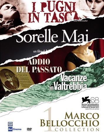 La Copertina Di Marco Bellocchio Collection Vol 1 Dvd 212953