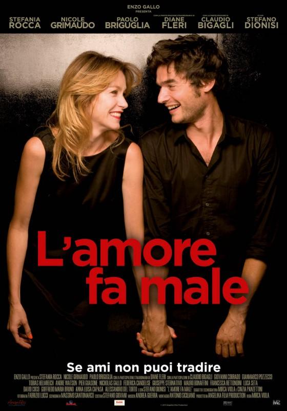 La Locandina Di L Amore Fa Male 212973