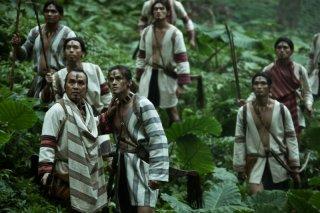 Warriors of the Rainbow: una sequenza del film