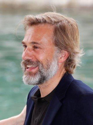 Christoph Waltz presenta Carnage di Polanski a Venezia 2011