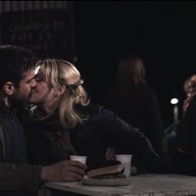 El Campo: Leonardo Sbaraglia con Dolores Fonzi in una scena