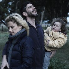 El Campo: Leonardo Sbaraglia e Dolores Fonzi in una scena