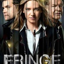 Fringe: un poster della quarta stagione della serie