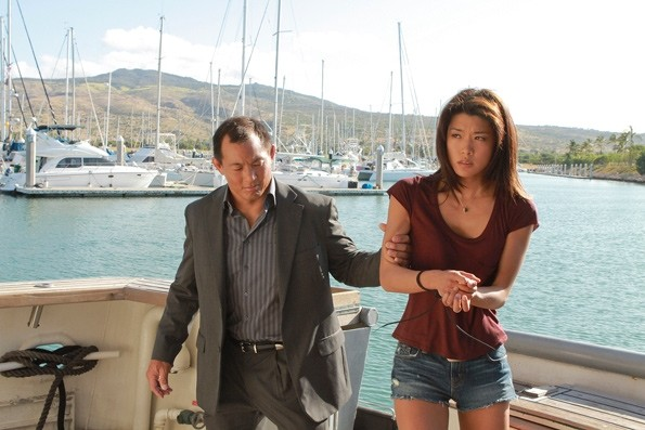 Grace Park In Una Scen Dell Episodio Ha Iole Premiere Della Seconda Stagione Di Hawaii Five 0 213116