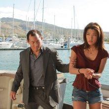 Grace Park in una scen dell'episodio Ha'iole, premiere della seconda stagione di Hawaii Five-0