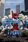 I Puffi: poster italiano definitivo del film
