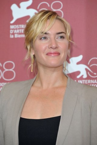 Kate Winslet a Venezia 2011 per presentare Carnage di Polanski