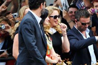 Madonna presenta il suo Edward e Wallis alla 68esima Mostra del Cinema di Venezia