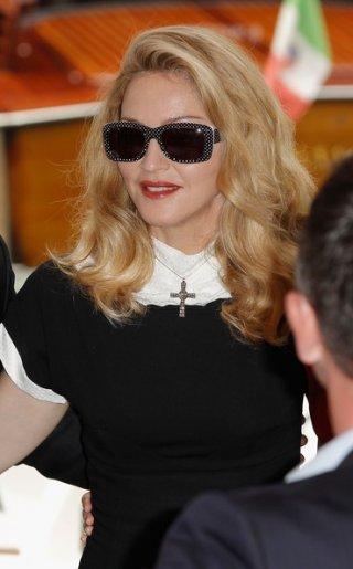 Madonna presenta il suo Edward e Wallis alla Mostra di Venezia nel 2011