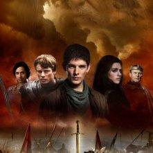 Merlin: Una prima immagine promozionale della stagione 4 della serie