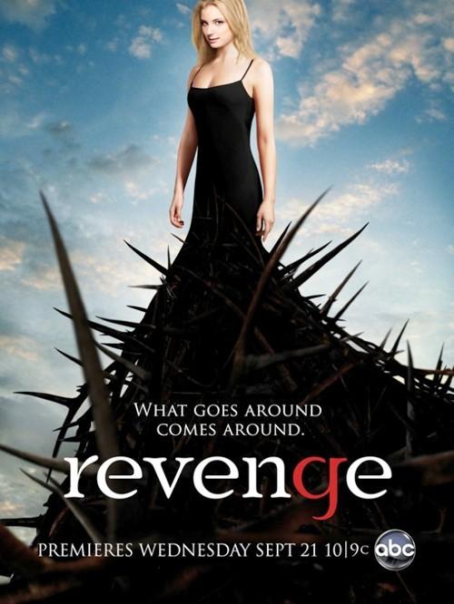 Revenge Un Poster Della Serie 213104