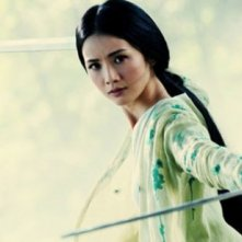 The Sorcerer and the White Snake, una scena del film