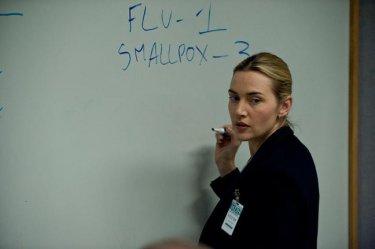 Kate Winslet nel cast di Contagion (2011)