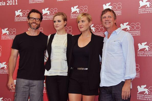 Kate Winslet Presenta Mildred Pierce Con Evan Rachel Wood Guy Pearce E Todd Haynes Alla Mostra Di Ve 213204