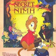 Locandina di Brisby e il segreto di NIMH (1982)