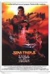 Locandina italiana di Star Trek II: L'Ira di Khan.