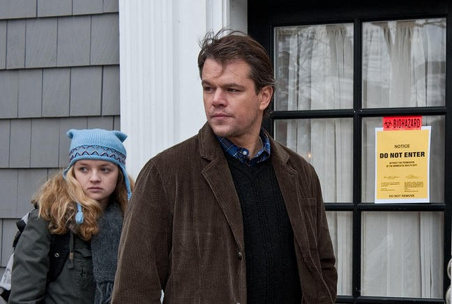 Matt Damon Nel Thriller Contagion 213245
