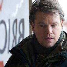 Matt Damon nel thriller Contagion di Steven Soderbergh