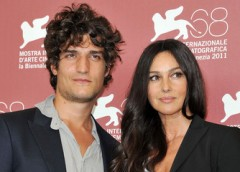 Monica Bellucci e Louis Garrel a Venezia in una torrida estate