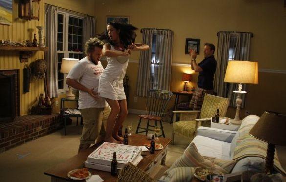 A Good Old Fashioned Orgy Jason Sudeikis E Tyler Labine In Una Scena 213338