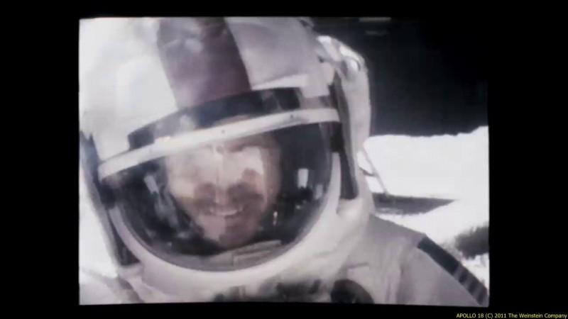 Apollo 18 La Luna In Una Sequenza Del Film 213328