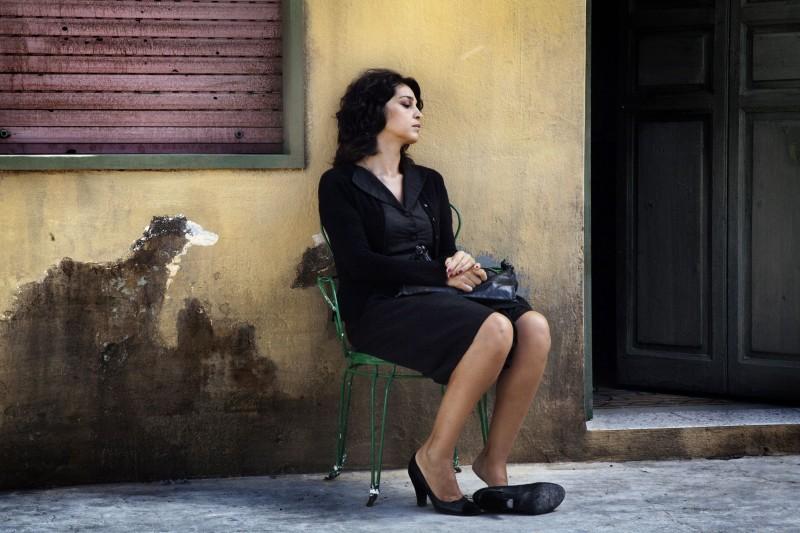Donatella Finocchiaro In Terraferma Di Crialese 2011 213295