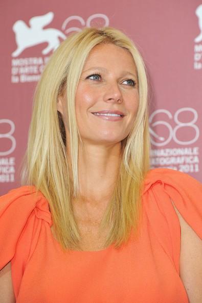 Gwyneth Paltrow presenta Contagion alla Mostra del Cinema di Venezia 2011