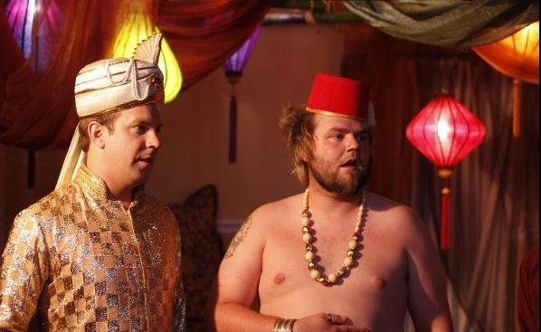 Jason Sudeikis E Tyler Labine Nella Commedia A Good Old Fashioned Orgy 213340
